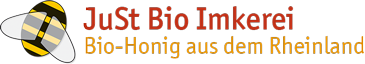 JuSt Bio Imkerei Logo